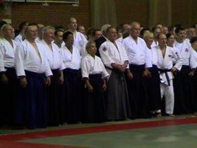 Masahilo Nakazono Aikido Memorial Event