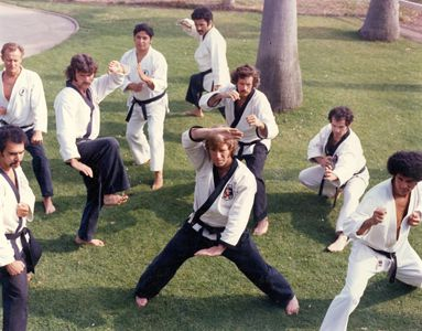 Chuck Norris and Karate Greats