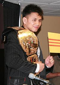 Cung Le MMA Champion