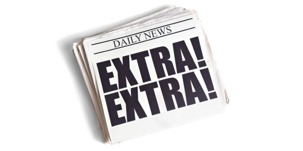 Extra Extra Martial Arts News