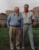 Henry Ellis with Mikito Nakazono Sensei
