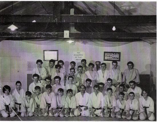 The Hut Dojo 1957