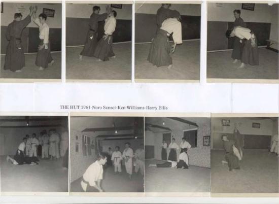 Hut Dojo 1950s
