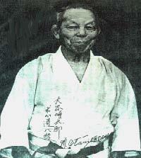 Matsutaro Otani Sensei