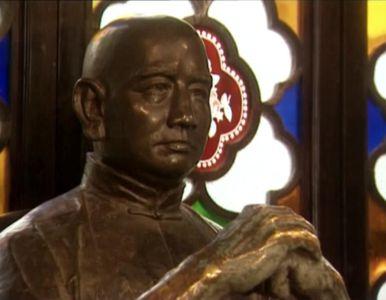 Wong Fei Hung Memorial Statue