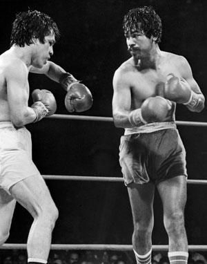 Carlos Palomino Fight