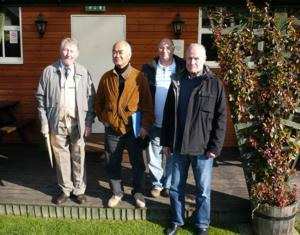 H Foster, TK Chiba, D Eastman, H Ellis