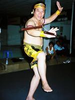Khmer Bokator's San Kim Saen
