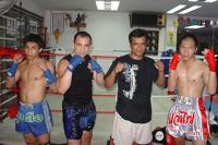 Muay Thai Chakrit Group Shot