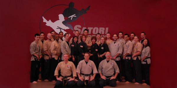 Dave Kovar's Satori Martial Arts