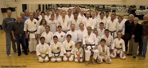 Gary Friederich Group Dec 2007