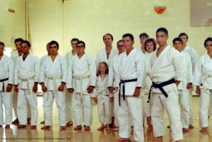 Gary Friederich Nish Group 1968