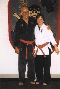Ernie Cates and Mary Davis Cates