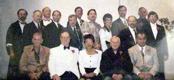 Instructors from Ohana 1992