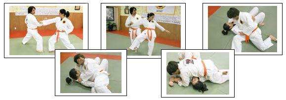 Anyone Can Do Go Jiu Bujitsu