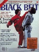 Kim Chung on Black Belt Magazine