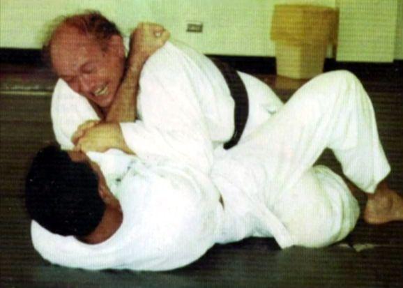 Bruno Dela Pozza Judo