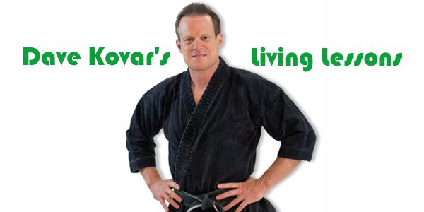 Dave Kovar's Living Lessons: Work Around It