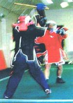Full Contact Stickfighting