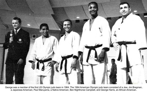 George Lee Harris United States Judo Association