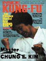 Kim Chung on Inside Kung Fu