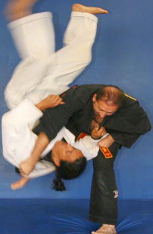 Judo Component of Go Jiu Bujitsu