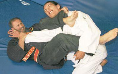 Jujitsu Component of Go Jiu Bujitsu