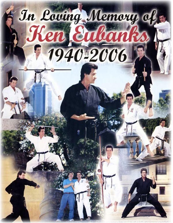 Ken Eubanks Memorial Poster