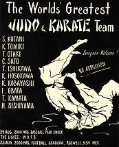 Hidetaka Nishiyama Karate Team