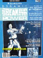 Kim Chung Breaking Power
