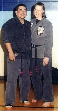 Burt and Laura Eskandarion