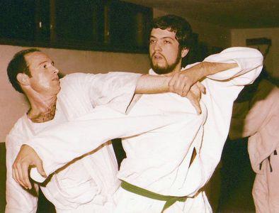 Ilan Gattegno and Doron Navon Dojo 1976