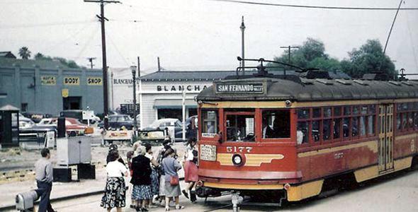 Los Angeles Streetcar