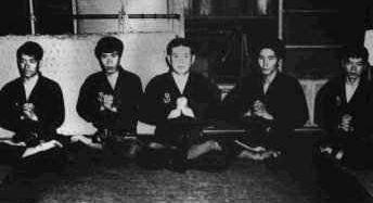 Doron Navon and Masaaki Hatsumi