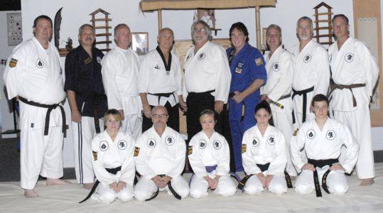 Seminar class at Aikido School of Self Defense