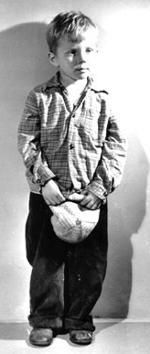 Duke Tirschel as a Child
