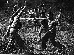 Kapap Lesson 1940's