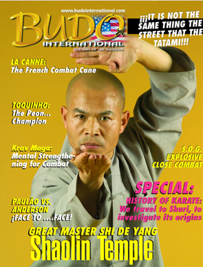 Budo International Magazine 38