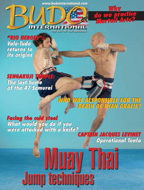 Budo International Magazine 45