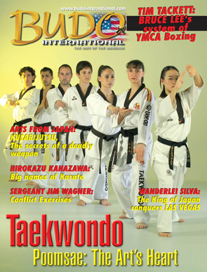 Budo International Magazine 48