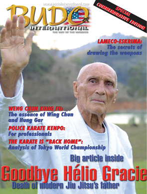 Budo International Magazine 55