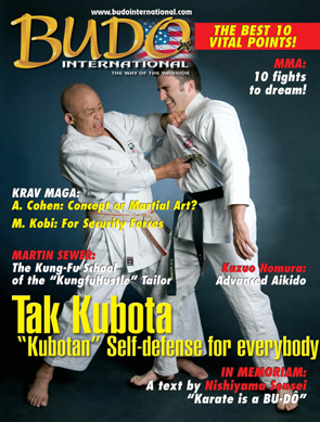 Budo International Magazine 58
