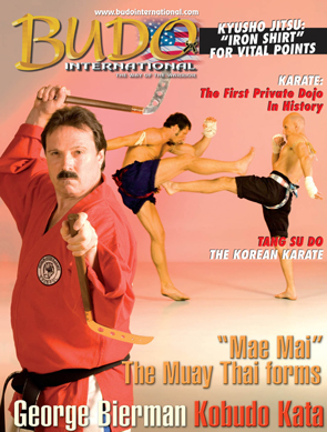 Budo International Magazine 60