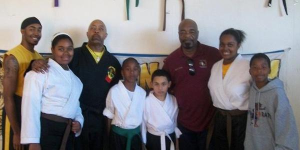 Clarence McGee's Golden Dragon Martial Arts Academy