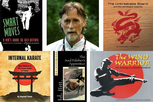Books by Chris Goedecke