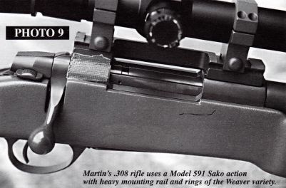 Tactical Precision Marksman Rifle