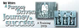 The Purpose Driven Journey to Success DVD