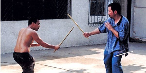 Eskrima was outlawed by the Spanish