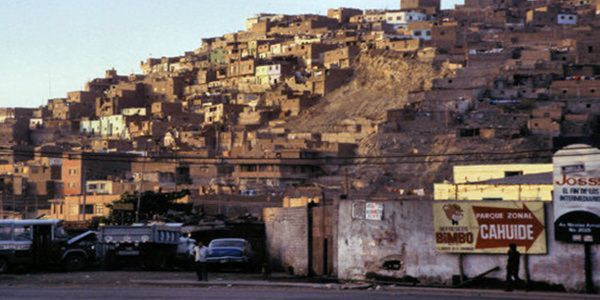 Bacom was born on the streets of Peru's Capital.