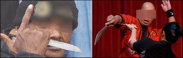 The Knife Grip - Get a Good Grip
